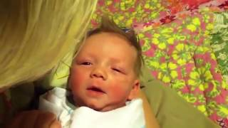 Babies Don't Like Kissing From Daddy | FUNNY Times To Relax