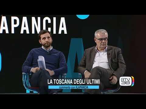 """Preview video RTV38 20.12.2017 - PUNTATA INTEGRALE DE #LA PANCIA """"LA TOSCANA DEGLI ULTIMI"""" - PARTECIPAZIONE AL DIBATTITO SUL REDDITO DI INCLUSIONE DI GIACOMO MARTELLI PRESIDENTE DELLE ACLI REGIONALI DELLA TOSCANA"""