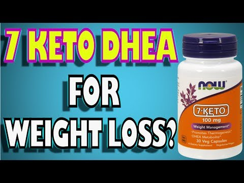 7 KETO DHEA Review for Weight Loss