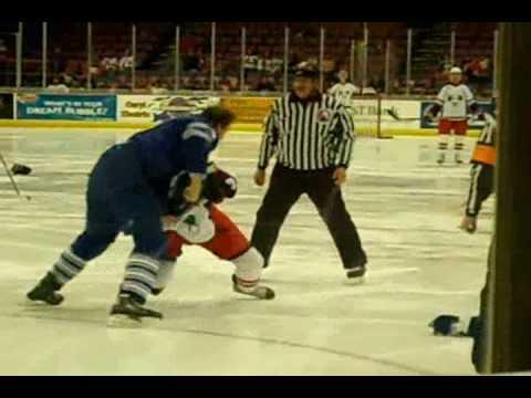 Kevin Harvey vs. Phil Oreskovic