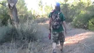 Carea Leonés. Entrenamiento de busqueda y rescate. Julio 2011 IBZ