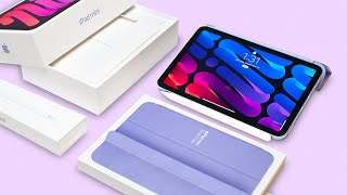 iPad mini 6 Unboxing + First Look!