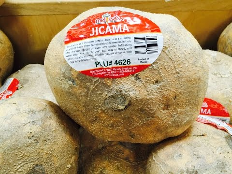 Video What is Jicama (Mexican Potato)