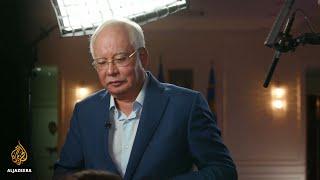 Najib walks out from Al Jazeera interview