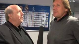 Calli trifft... Bernd Schuster 2008