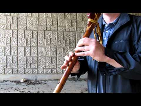 Kit Duncan Kentucky Rose Am 432 Hz. Flute - A Wild Rose in Autumn