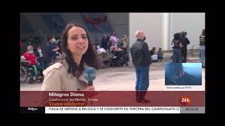 Alas de la Sonrisa: Pilotos solidarios en Casarrubios