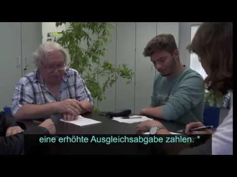 VdK-TV: Herausforderungen für Menschen mit Behinderung in der Arbeitswelt