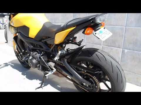 2015 Yamaha FZ-09 in San Marcos, California