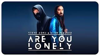 Alan Walker & Steve Aoki   Are You Lonely (ZERO Mashup) (feat. ISÁK & Omar Noir)