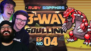 ANOTHER ONE BITES THE DUST • Pokémon Ruby & Sapphire 3-Way Soul Link • Part 04