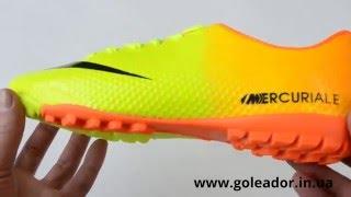 Футбольные сороконожки (многошиповки) Nike Mercurial Victory (Код товара   0267) видео обзор 51007715a75a5