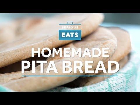 How to Make Pita Bread | Serious Eats