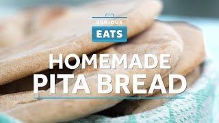 How to Make Pita Bread   Serious Eats
