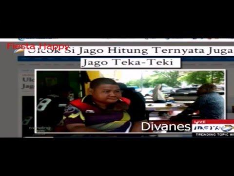 Heboh Ulcok Manusia Kalkulator dari Makassar Jago Berhitung