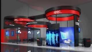 Exhibition Stand Design By SbmDESIGN