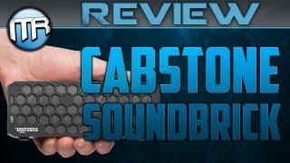 Cabstone SoundBrick Bluetooth-Lautsprecher [HD] - Deutsch