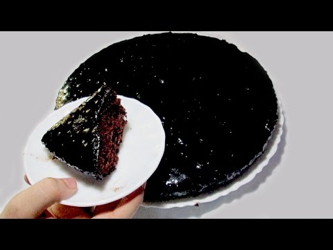 Video Easy Chocolate Cake Recipe in Microwave - 10 Minute Microwave cake recipe