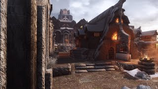 Skyrim LE Mods - CleverCharff's Photorealistic Windhelm