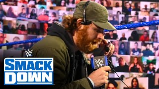 Who is the real Intercontinental Champion?: SmackDown, September 4, 2020