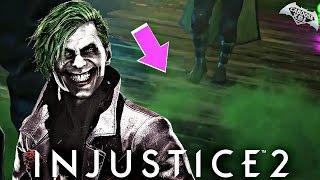 Injustice 2 - How is The Joker Still Alive?