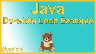 Java Do While Loop Example Where User Prompts to Start Program Over  - Appficial