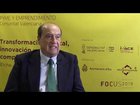 Jesús Casanova, Director de CEEI Valencia, en Focus Pyme CV 2019[;;;][;;;]