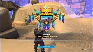 Realm Royale Squads Crown Royale 11 Kills Assassin Clip