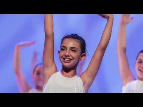 המקצוע : רקדנית. חטיבה צעירה