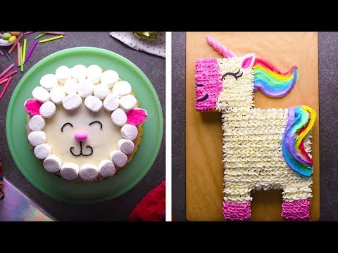 Top 10 Cake Decoration Ideas | Cakes, Cupcakes And More Recipe Videos By So Yummy Mp3