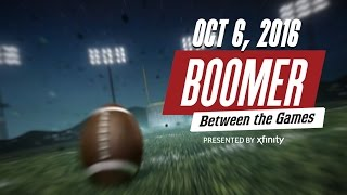 Boomer Between The Games: Week 5