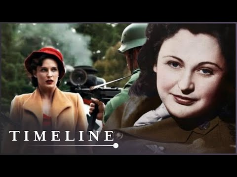 Nancy Wake: Gestapo's Most Wanted (French Resistance Documentary) | Timeline (2018)