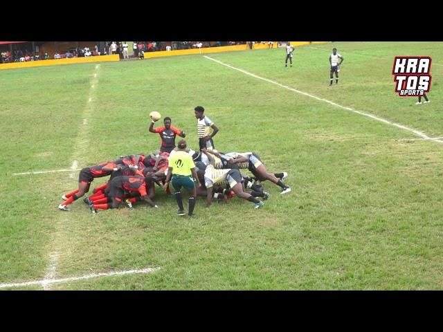 Buffaloes Vs Hippos Week 4  (Uganda premiere Rugby 2021)