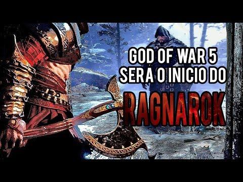 God of War 5/Episódio II - Será o Inicio do Ragnarok ?