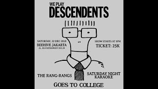 [LIVE] 2018.12.22 Saturday Night Karaoke - Enjoy (Descendents cover)
