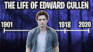 The Life Of Edward Cullen (Twilight)