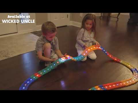 Youtube Video for Laser Twister Tracks & Racer