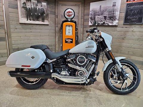 2021 Harley-Davidson Sport Glide® in Kokomo, Indiana - Video 1