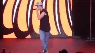Austin Mahone - The Secret LIVE