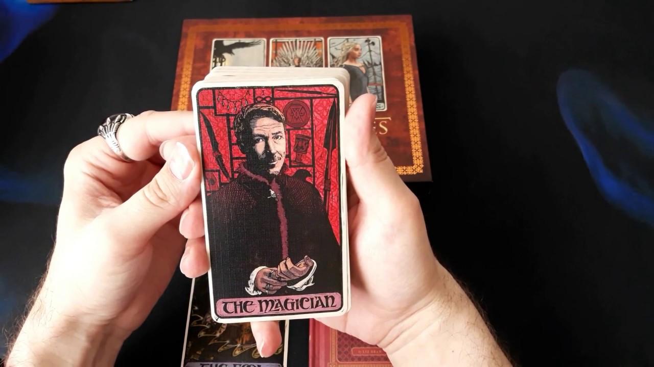 i таро играть карты