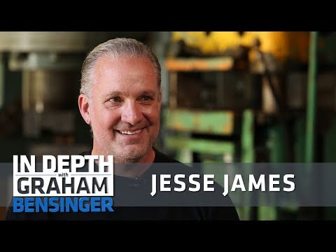 Jesse James: Feature Interview Preview