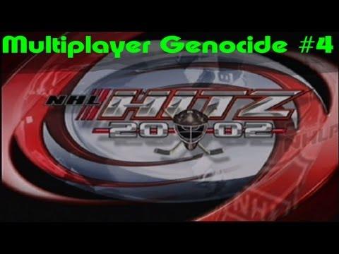 nhl hitz 2002 gamecube controls