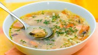 Жидкая пища (супы, борщи) - обязательна ли она для здоровья?