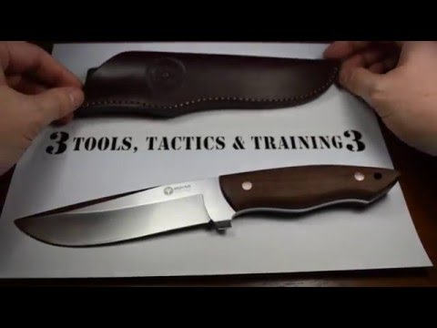 Boker Arbolito Venador – Fixed Blade Hunting Knife Review