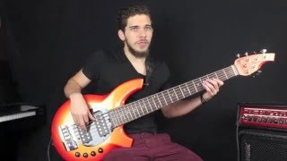 Circus Bass Cover (Dirty Loops)