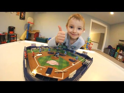 FATHER SON MINI BASEBALL!