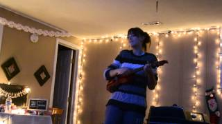 Tessa Violet, Just Right, Living Room Tour. December 2014