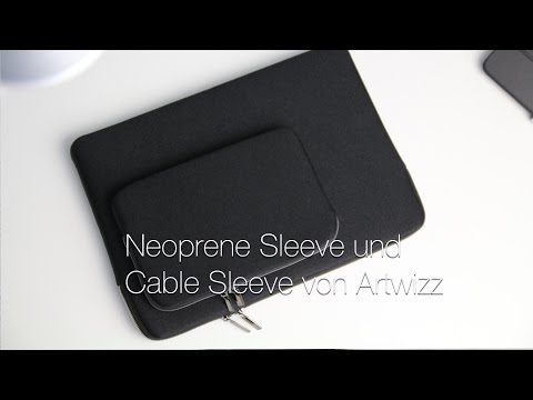 Artwizz Neoprene Sleeve und Cable Sleeve - Review