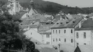 preview picture of video 'Banská Štiavnica (1937)'