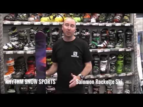 2015 Salomon Rockette Ski Review